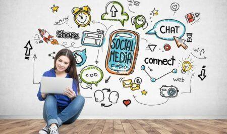 Total Business Solution - social media