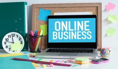 Small Business Enterprise - online business