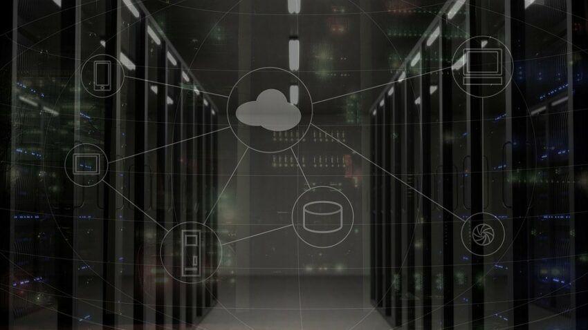 Linux cloud server