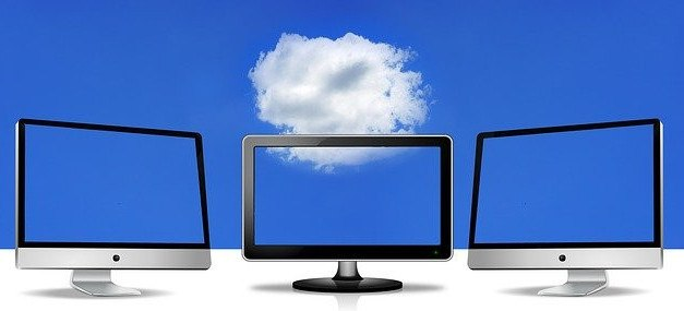 what is a cloud server