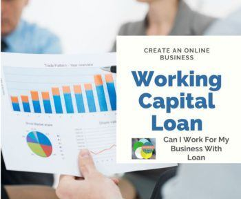 Working Capital Loan For Startup