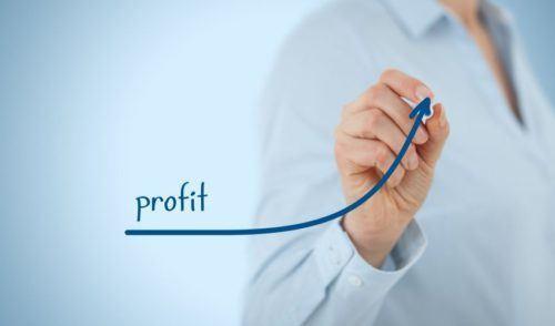 Advantage of it is profit