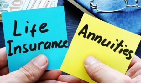 Annuity Due - Insurance and annuities