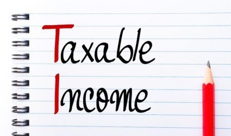 Depreciation Tax Shield - taxable income