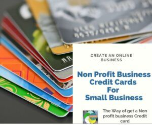 Non Profit Business Credit Card