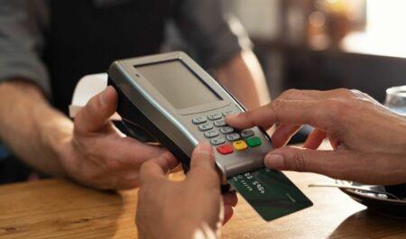Portable Credit Card Machine - credit card machine